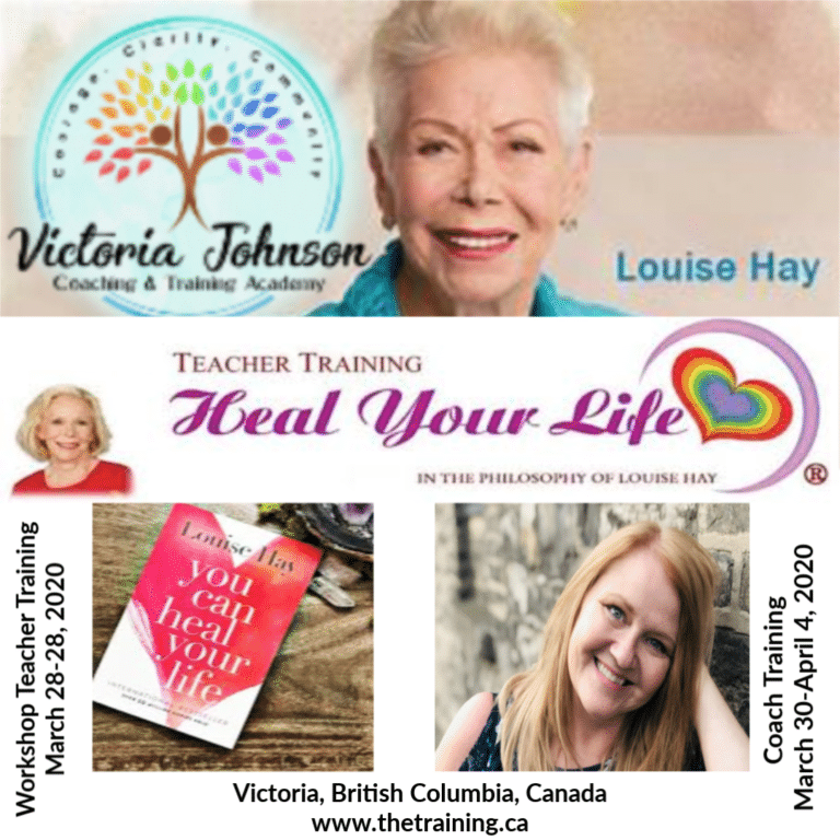 heal your life training canada