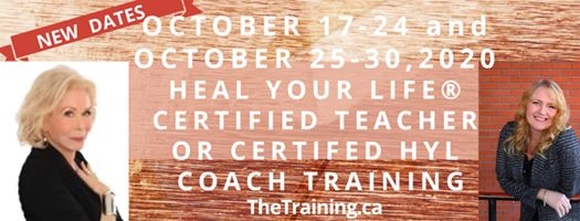 heal your life training 2020